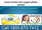 Canon printer installation and configuration issue