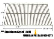 Replacement 2 Pack Stainless Steel Cooking Grid For Alfresco, Shinerich Models