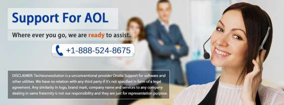 Aol customer service phone number 1-888-524-8675