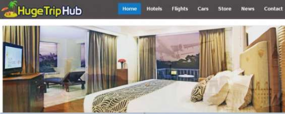 Cheap discounted hotel and flight booking -