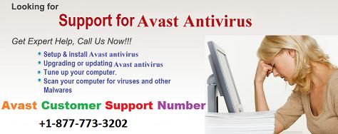 Avast customer help number +1-877-773-3202(toll free)