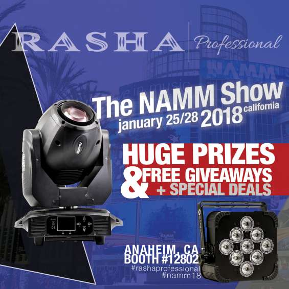 Grab great offers at namm show