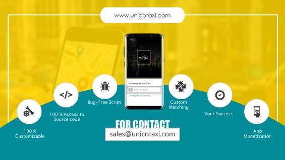 Best taxi dispatch system -unicotaxi