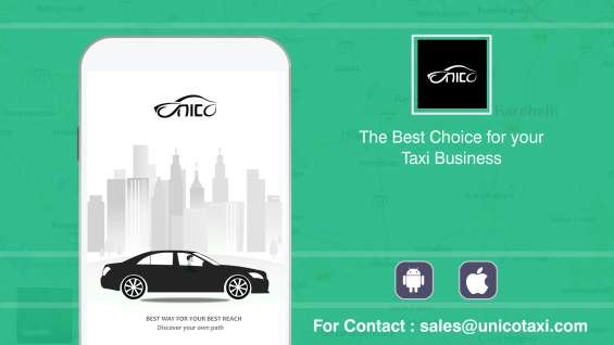 Taxi dispatch app - unicotaxi