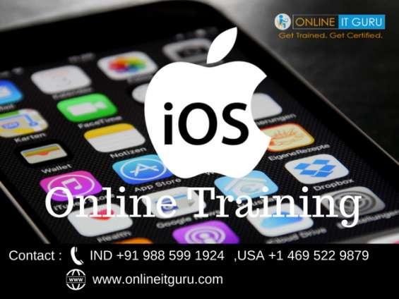 Get ready to ios online course hyderabad | onlineitguru
