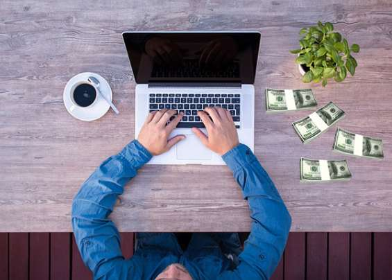 Finally i'm making money online after almost 6 years of struggling