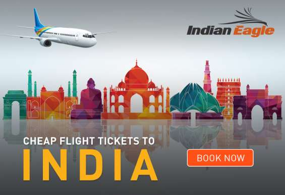 Air tickets to india from usa –cheap flights to india | indian eagle