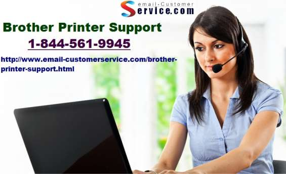 Unfit to introduce brother printer drivers? call $1-844-561-9945