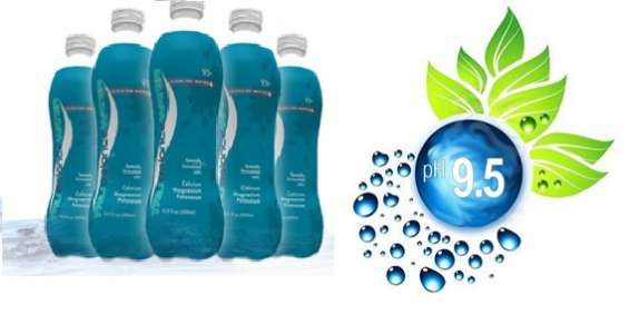 Change your lifestyle with 9.5ph alkaline water
