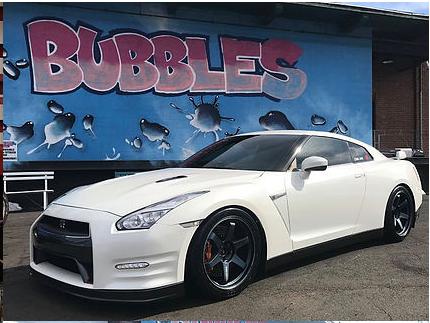 Luxury car wash