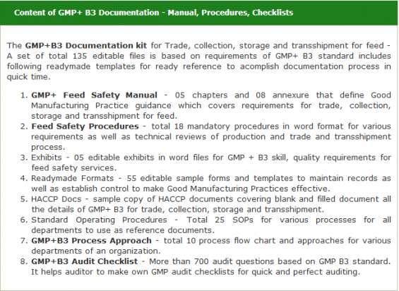 Gmp+ b3 documentation kit free download