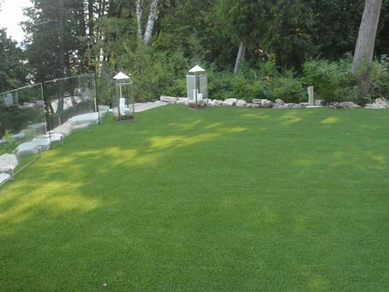 Idea for installing artificial grass west palm beach