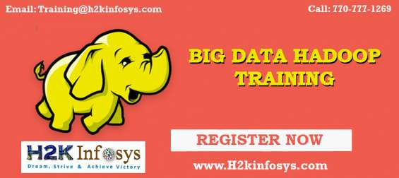 Hadoop online training classes and placement assistance