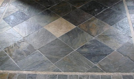 Shop for durable slate & stone flooring