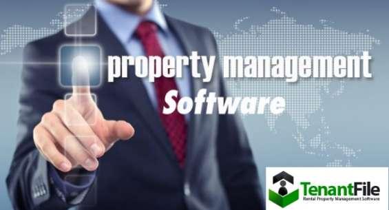 Landlord property management software