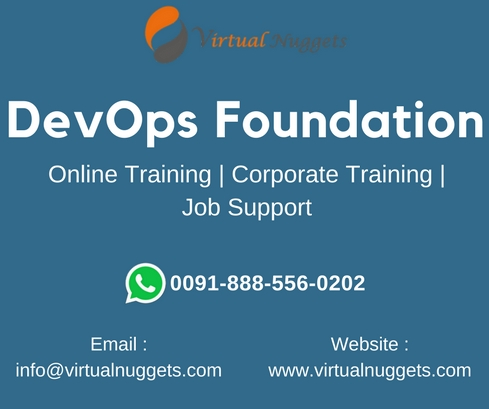 Devops foundation online training
