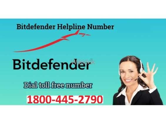 18004452790 how to fixed bitdefender antivirus
