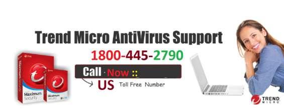 18004452790 how to fixed trend micro antivirus