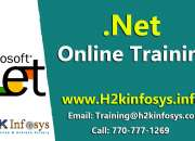 .Net Online Training on Live Projects