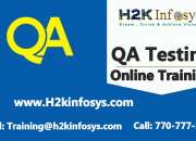 Quality Assurance(QA) Online Training Course