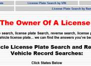 Conducting florida license plate search goes easy