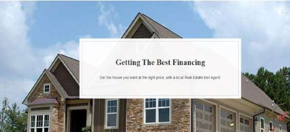 Comprehensive buyer and seller real estate services, including finding homes, listing home