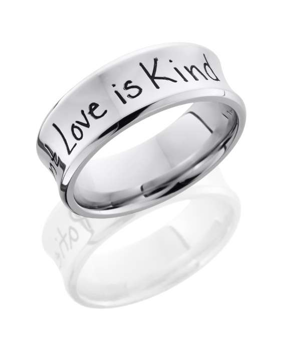 Engraved wedding rings | magic hands jewelry