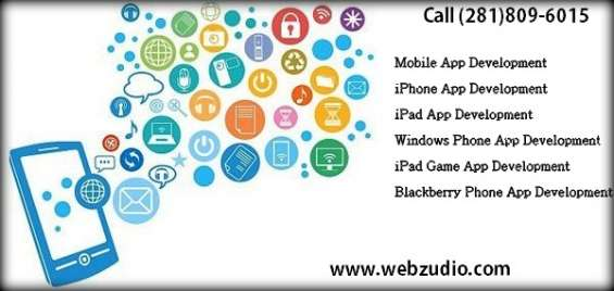 Http://www.webzudio.com/iphone-application-development-company-houston/