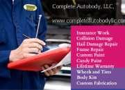 Auto body repair in arlington & repair shop  arlington
