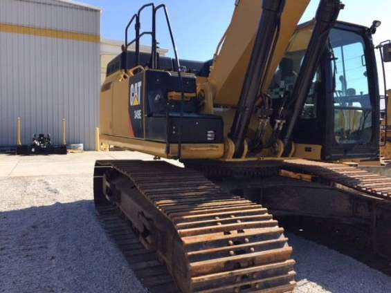 Cat 349el mpz00372 for sale