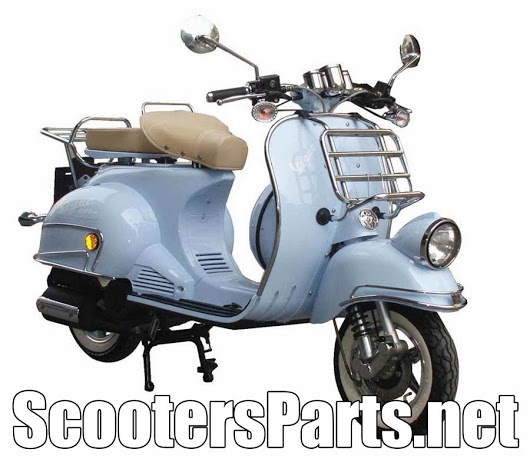 Scooters parts accessories