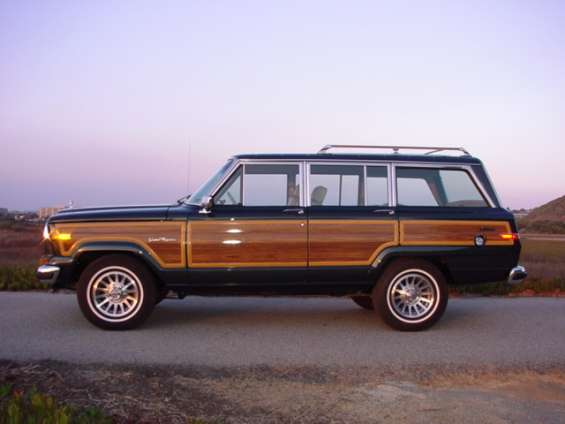 Classic 1989 jeep wagoneer for sale in florida: the motor masters