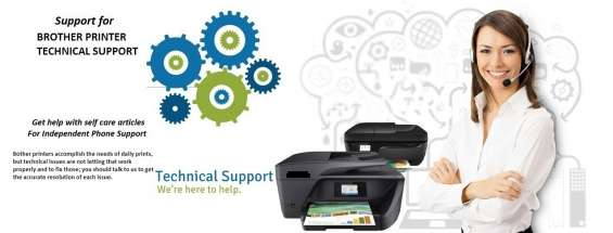 What should a user do settle driver issue of brother printer?
