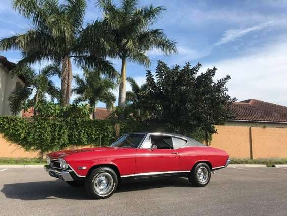 Chevrolet chevelle ss for sale : the motor masters