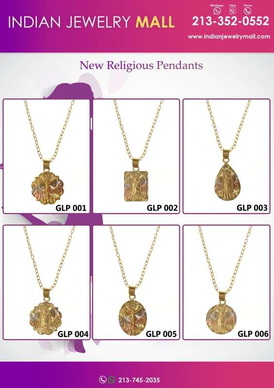 New religeous pendants