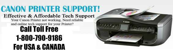 Provides best tech support canon printers service number