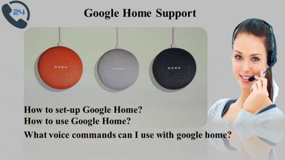 Google home support number