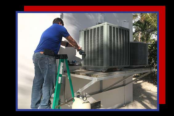 Narrow down the number faults by ac repair downtown miami