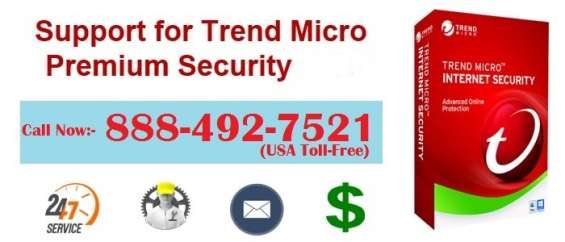 Top most trend micro support services are here. dial - 1-888-492-7521