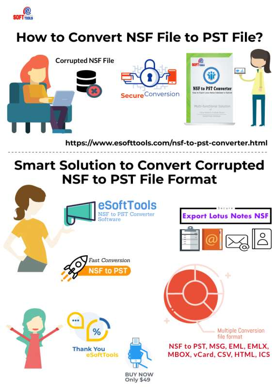 Nsf to pst converter software