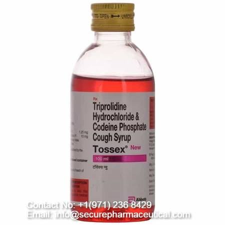 Buy tossex new syrup online