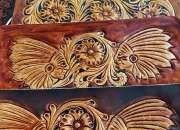 Buy floral carved walletonline