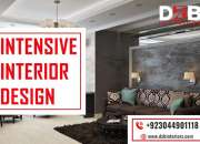 Top Interior design company in Lahore | DXB Interiors